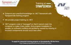 SynapseIndia Trainings: Give a leap to your career in .NET Development   Get more info at: https://synapseindiatrainingsnoida.wordpress.com/2017/06/13/synapseindia-trainings-give-a-leap-to-your-career-in-net-development/
