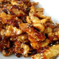 Slow Cooker Teriyaki Chicken | What2Cook.... Crock Pot Chicken Terriyaki: 1lb chicken (sliced, cubed or however), 1c chicken broth, 1/2c terriyaki or soy sauce, 1/3c brown sugar, 3minced garlic cloves