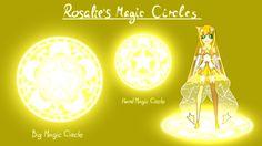 Rosalie Magic Circles
