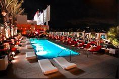 W Hotel/Drais - Hollywood