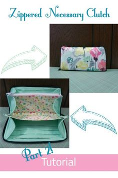 NCW Zippered Tutorial part 2 2
