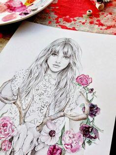 (2) Awesome Pencil Drawing Photos. - Bilder Land