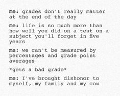 Me And My Grades http://ibeebz.com