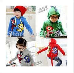 Cheap coat tree wall sticker, Buy Quality coat directly from China coats england Suppliers:     Wholesale 5 pce/lot new fashion boys dinosaur monster hoodies