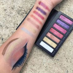 Younique Addiction Palette 5! Coming very soon along with palette 4