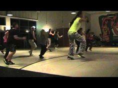"▶ ""Con to lo cacabele"" - Zumba Fitness - Lotus Banen - YouTube"