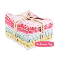 Butterfly Dance Fat Quarter Bundle <br/>Cinderberry Stitches for Riley Blake Designs