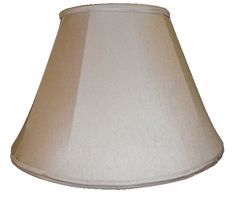 Taupe Fabric Lampsha