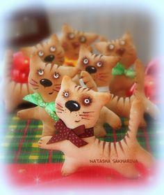 Два года назад были придуманы мной эти кофейно-коричные котята и пользуются, надо сказать, они большой популярностью до сих пор. Котята мале...