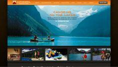 25 Amazing Travel Websites That Inspire #webdesign #trends