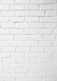 This texture of a white brick wall is a high-res . It's easy to multiply on top of a color background to create a colored brick wall look. White Brick Wallpaper, White Brick Walls, White Aesthetic, Pencil Illustration, Paint Markers, Watercolor And Ink, Textured Walls, Wall Collage, Aesthetic Wallpapers