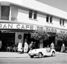 Tánger Cafe de Paris