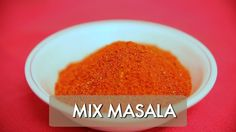 How To Make Mix Masala by Archana || India Food Network