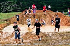 A Love Affair With Eyeliner: Training for an Obstacle Race