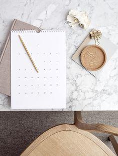 WEEKDAYCARNIVAL : Calendar 2016 | Giveaway