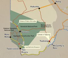 stories of the kgalagadi