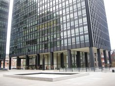 Mies in Montreal by cohodas208c, via Flickr Westmount Square
