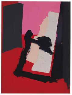 'Oaxaca' (1976) by Robert Motherwell