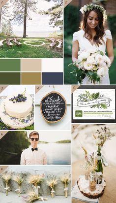sea side wedding inspiration | Best Day Ever