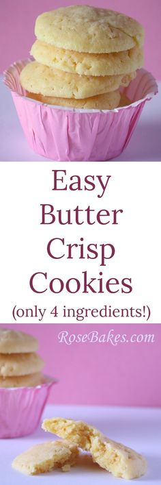 Easy Butter Crisp Co