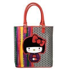 Hello Kitty X JANM Adult Tote Bag