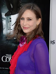 Vera Farmiga will face Liam Neeson in new thriller The Commuter.
