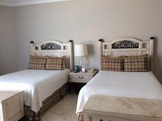Bedroom #2 in Caribbean Suite