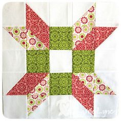 19 Ideas Patchwork Quilt Blocks Ideas For 2019 Star Quilt Blocks, Star Quilts, Quilt Block Patterns, Mini Quilts, Pattern Blocks, Diy Quilt, Easy Quilts, Cute Quilts, Half Square Triangle Quilts