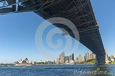 Harbour Bridge City Opera House - Download From Over 25 Million High Quality Stock Photos, Images, Vectors. Sign up for FREE today. Image: 42772145