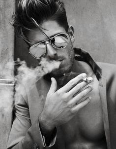 Adam Nicklas at LA Models