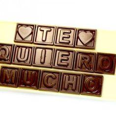 Diselo con Chocolate