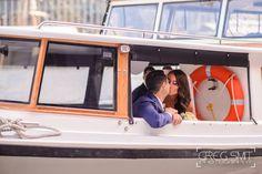 Yarra River Wedding Photos