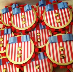 Circus Circus Party Decorations, Circus Theme Party, Circus Birthday, Birthday Treats, Baby Birthday, Birthday Parties, Circus Game, Party Themes For Boys, Bernardo