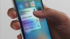A Apple divulgou duas novas publicidades que dão ênfase a duas das suas novas funcionalidades, o 3D Touch e ao Live Photos.