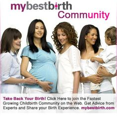 Every woman should know the options they have in order to take ownership of the labor and birth of their child.