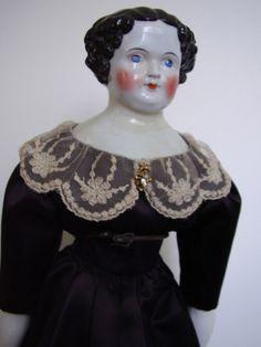 Large China Head Doll | eBay