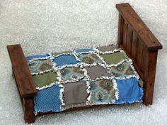 Doll quilt I like these colors and patterns are the materials cheaper than $45 to make????