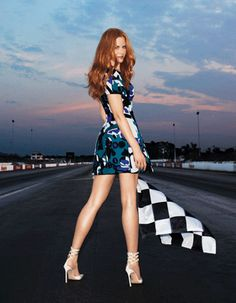 Nicole Kidman's Wild Ride - Kidman is fit to print. Missoni dress, Manolo Blahnik shoes.     Read more: Nicole Kidman Interview - Nicole Kidman Quotes on Family and Career