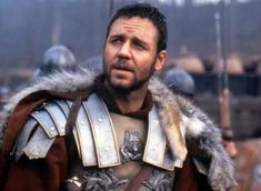 Russell Crowe the Gladiator!!