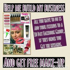 Comment below if you want to help me.  #share #younique #business #friends