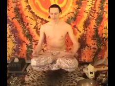 Real levitation, advanced mudras and asanas