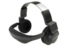 Vuzix V720 Video Headphones Let You Watch Videos Too