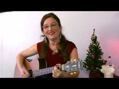 Learn easy guitar, piano and uke chords to the most popular Christmas songs ever!