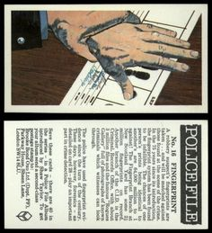 Police File, Forensic Science, Crime, Bond, Cards, Maps, Crime Comics, Playing Cards, Fracture Mechanics