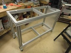 Workbench Build #3: Not so traditional anymore.... - by JL7 @ LumberJocks.com ~ woodworking community