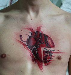 Trash tattoo