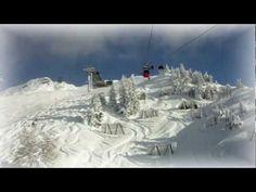 new Video about the #Skiarea #Dorfgastein, #Salzburg #Gastein