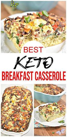 Tasty Keto Breakfast Casserole you DO NOT want to pass up! Simple ingredient keto low carb Bacon Cheese Egg Casserole. Easy & simple keto recipe for the best Breakfast Casserole. Delicious homemade not store bought DIY keto Breakfast Casserole - healthy, gluten free,& sugar free. Keto breakfast or keto snacks or keto side dish for lunch or dinner. Skip the fast food & take out & try this Breakfast Casserole. Check out this keto food recipe :) #breakfast #egg<br> If you are looking for a… Breakfast Casserole With Biscuits, Slow Cooker Breakfast, Overnight Breakfast Casserole, Egg Casserole, Casserole Recipes, Best Keto Breakfast, Breakfast Ideas, Breakfast Recipes, Bacon Breakfast