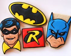 batman cookies - Buscar con Google