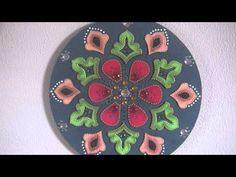 Mandalas - Fazendo Arte em Fortaleza - YouTube